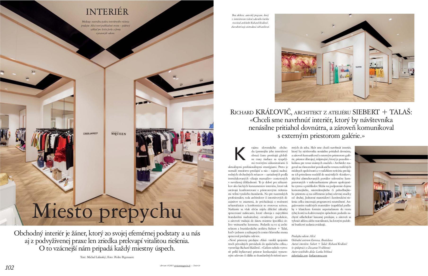 Atrium 2015 04 - Interier ALIZE-F01